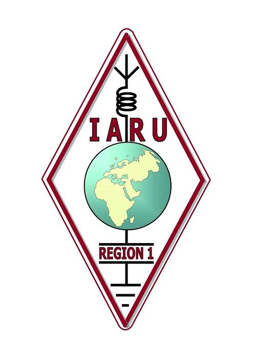 Iaru region 1 logo