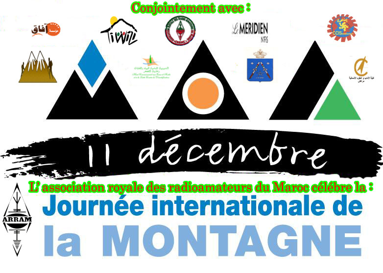 Logo journee internationale montagne 2015